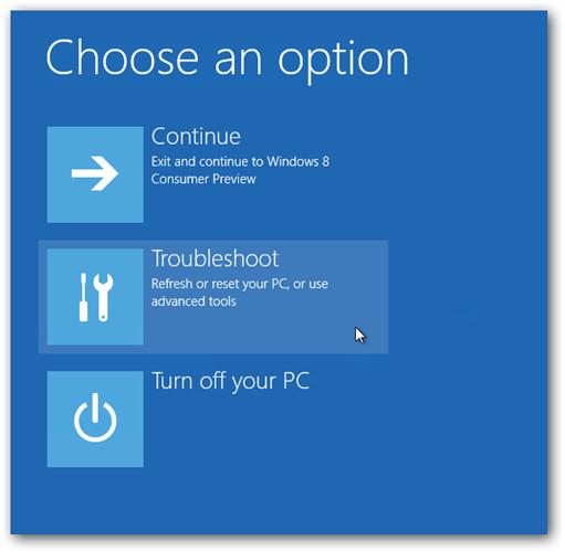 Windows8Troubleshoot